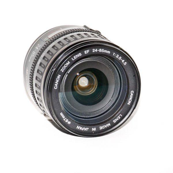 Canon EF Lens 24-85mm F3.5-4.5 USM for sale online