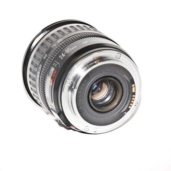 Canon EF 24-85mm f3.5-4.5 USM: Comparar   DeCamaras