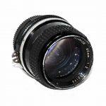 Nikkor 85mm f2 Ai Lens (1)